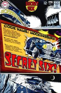 Secret Six 1