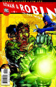 All-Star Batman and Robin 9B