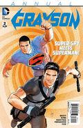 Grayson Annual Vol 1 2