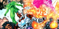 Cyborg Revenge Squad
