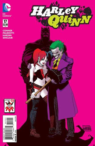 File:Harley Quinn Vol 2 17 Variant.jpg