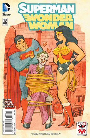 File:Superman Wonder Woman Vol 1 18 Variant.jpg