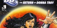 DC Special: Return of Donna Troy Vol 1