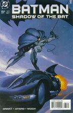 Batman Shadow of the Bat Vol 1 61
