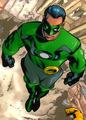 Kyle Rayner Secret Society of Super-Heroes 001
