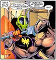 Booster Gold Killer Moth 01