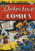 Detective Comics 89