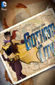 Batgirl Vol 4 32 Textless Bombshell Variant