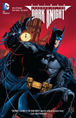 Cover for the Batman: Legends of the Dark Knight Vol. 1 Trade Paperback