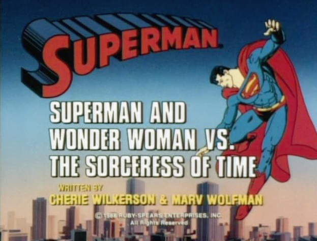 Superman 1988 Tv Series Episode Superman And Wonder -5570