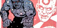 Galactic Golem (Earth-One)/Gallery