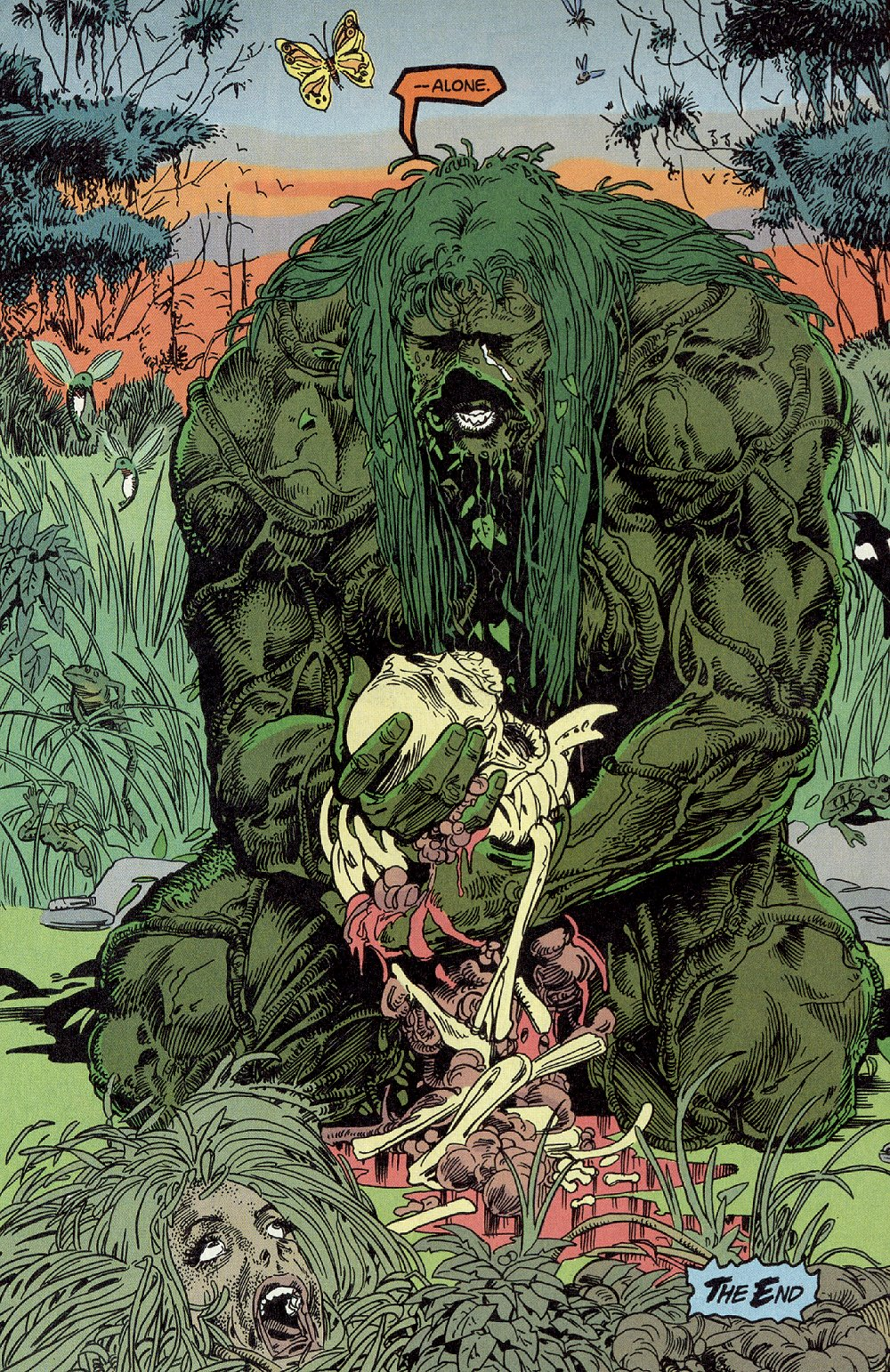 Image - Swamp Thing 0023.jpg | DC Database | FANDOM powered by Wikia