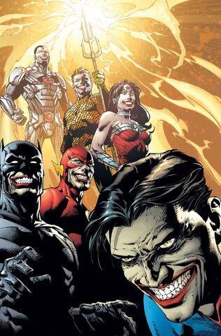 File:Justice League Vol 2 41 Textless Joker Variant.jpg