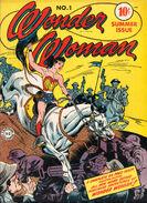 Wonder Woman Vol 1 1
