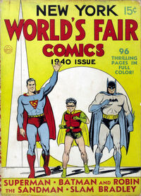 New York World's Fair Comics 2