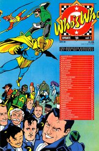 Who's Who - Update '88 Vol 1 1