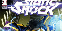 Static Shock/Covers