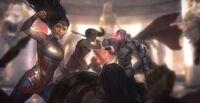 Wonder Woman Injustice 2 Epilogue