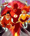 Flash Wally West 0092