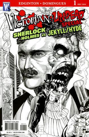 File:Victorian Undead Sherlock Holmes vs Jekyll and Hyde Vol 1 1.jpg
