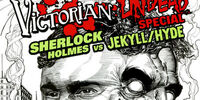 Victorian Undead: Sherlock Holmes vs. Jekyll and Hyde Vol 1 1
