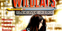 Wildcats: Nemesis/Covers