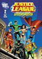 General Mills Presents Justice League Vol 1 2