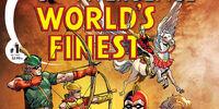 Convergence: World's Finest Comics Vol 1 1