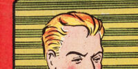 Master Comics/Covers