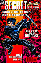 Nightwing Secret Files and Origins 1