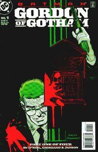 Batman Gordon of Gotham 1