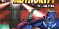 The Authority: The Lost Year Vol 1 10
