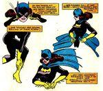 Barbara gears into Batgirl