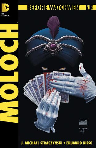 File:Before Watchmen Moloch Vol 1 1 Textless.jpg