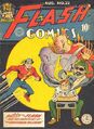 Flash Comics 32