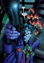 Joker strikes again
