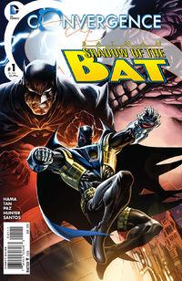 Convergence Batman Shadow of the Bat Vol 1 1