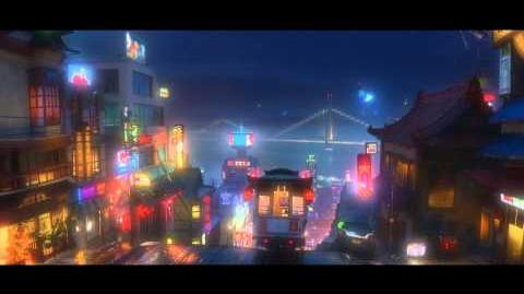 "Disney's ""Big Hero 6"" First Look Footage"