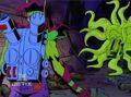 Goblin Escapes Symbiote Bio-Mass.jpg