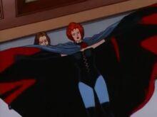 Jean as Inner Circle member
