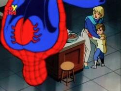 Spider-Man Meets Martha Billy
