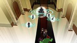 Guardians Appear In Mansion AEMH