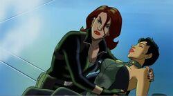 Widow Helps Wasp UA2