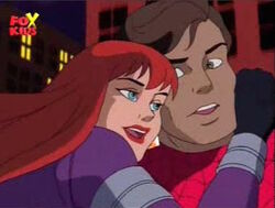 Spider-Peter Loves Mary Jane
