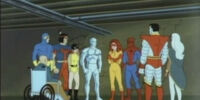 X-Men (Spider-Man and His Amazing Friends)