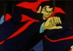 Dracula Cross Weakness DSD