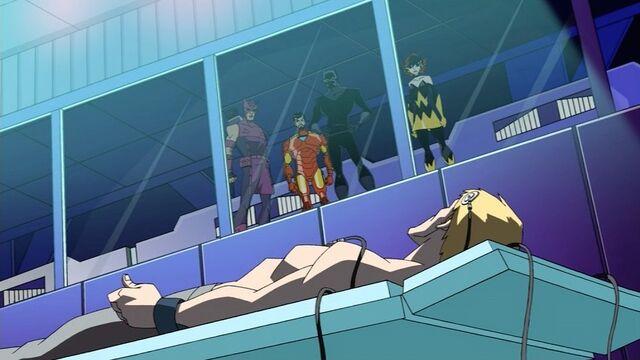 File:Avengers Examine Korvac AEMH.jpg