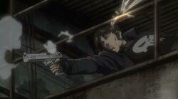 Punisher Pistol Assault IMRT