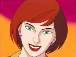 Mary Parker (Spider-Man TAS)