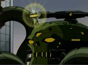 Octo-Bot Cannon AEMH